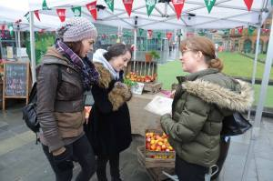 Talking Manchester's fruit history
