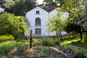 The Apprentice House and garden, Quarry Bank Mill